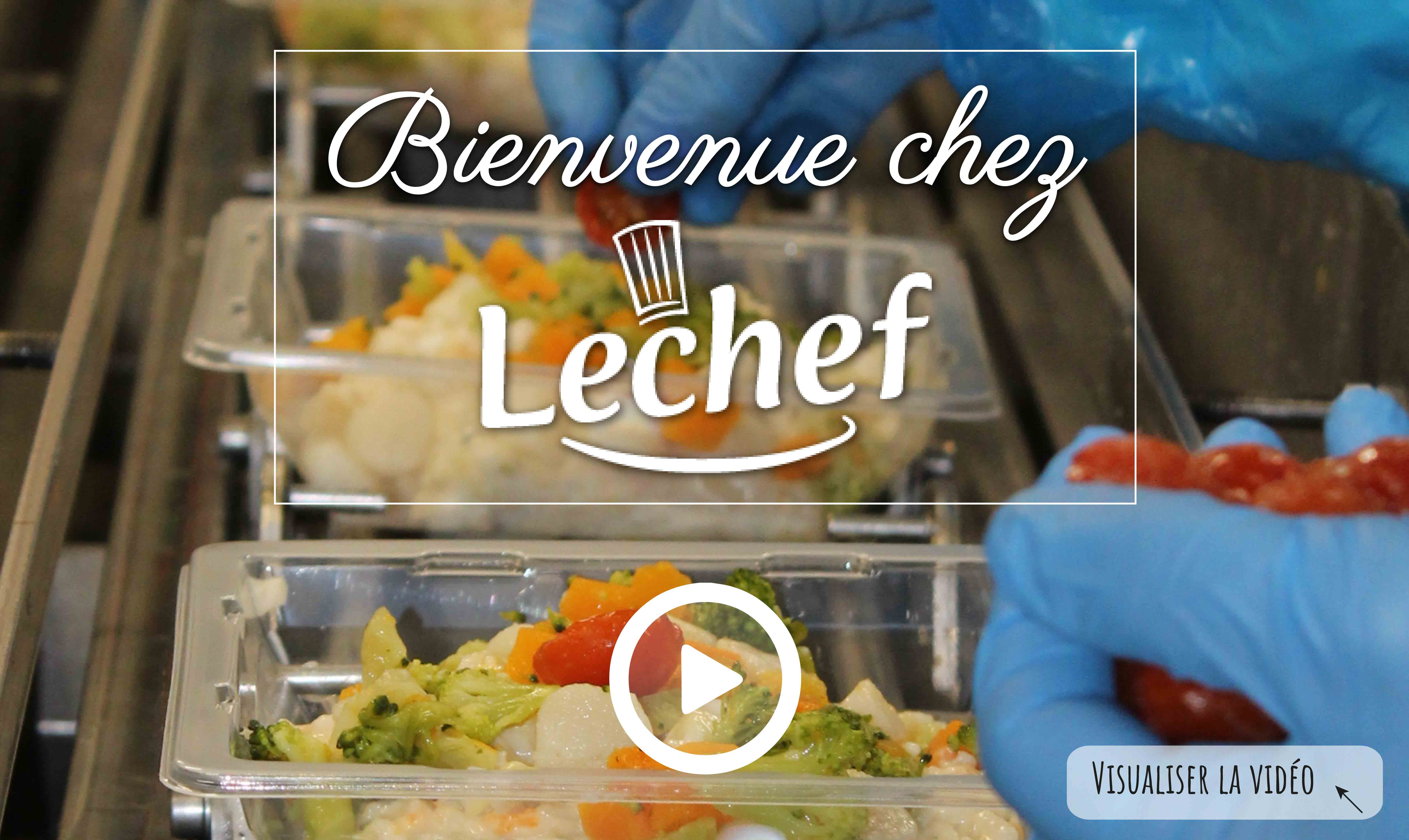 Video Lechef traiteur
